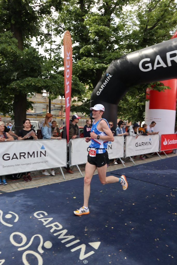 Sztafeta Garmin Iron Triathlon 2019