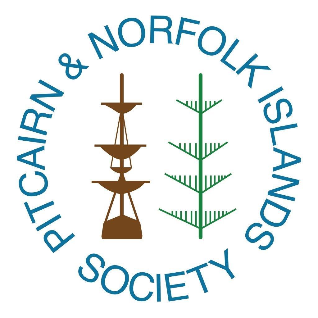 Flaga Stowarzyszenia Wysp Pitcairn i Norfolk.